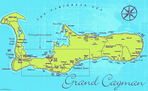 FAR TORTUGA: Directions to Far Tortuga Grand Cayman Vacation Villa on belize map, grenada map, acapulco map, tampa bay cruise port terminal map, jamaica map, bermuda map, cozumel map, florida map, bahamas map, grand turk map, st. thomas map, venezuela map, seven mile beach map, mexico map, dominican republic map, hawaii map, caribbean map, aruba map, grand caicos map, grand caymen,